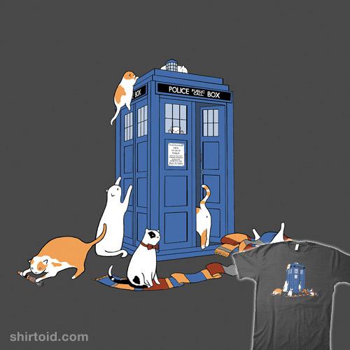 TARDIS Cats