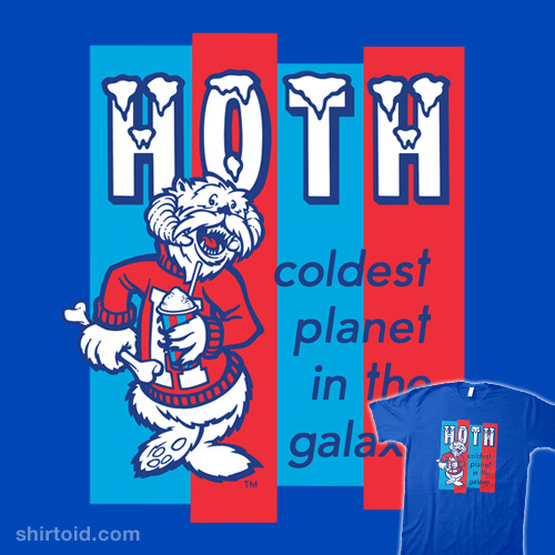 Coldest in the Galaxy