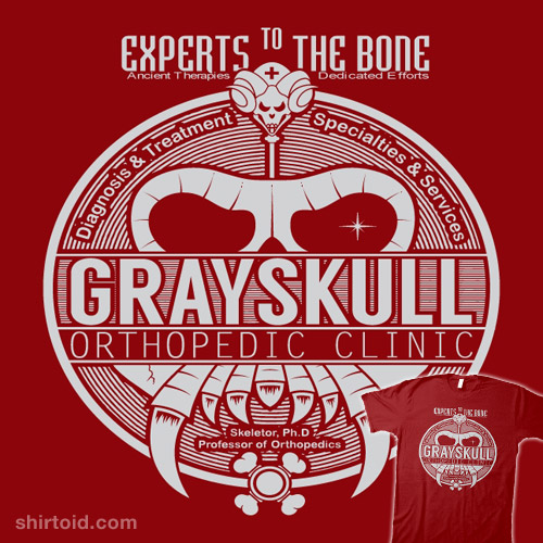 Experts To The Bone