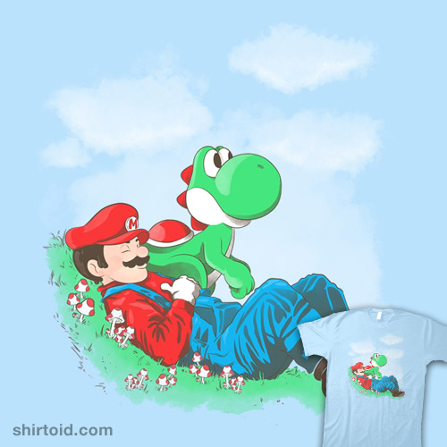 Plumber and His Friend