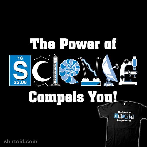 Science Compels