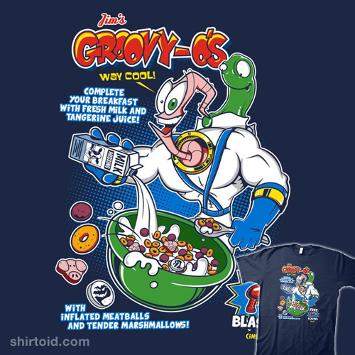 Groovy-O's Cereal