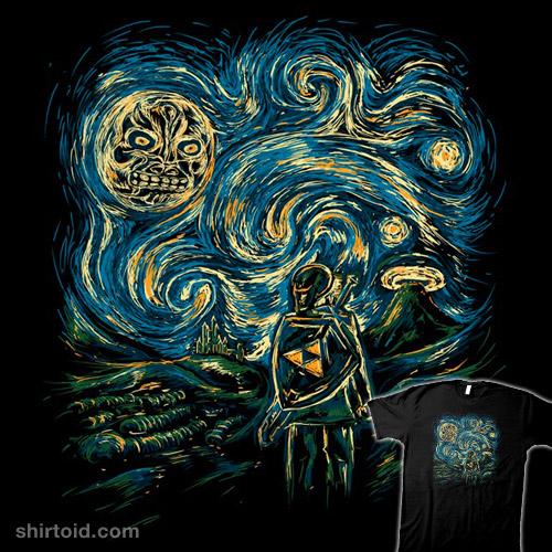 Starry Hyrule