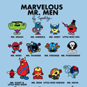 The Marvelous Mr. Men