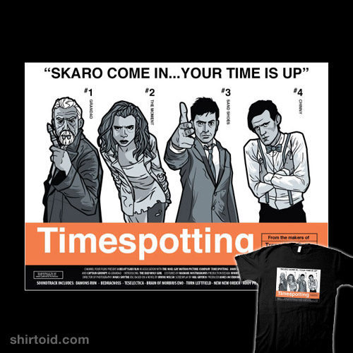 Timespotting