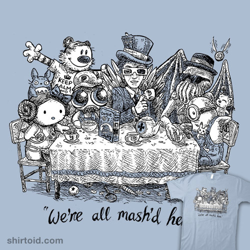 We're All Mash'd Here