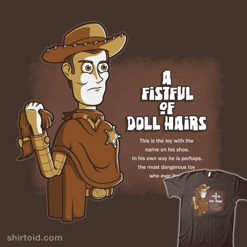 A Fistful of Doll Hairs