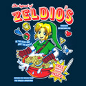 Legend of Zeldios Cereal