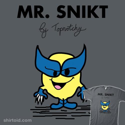 Mr. Snikt