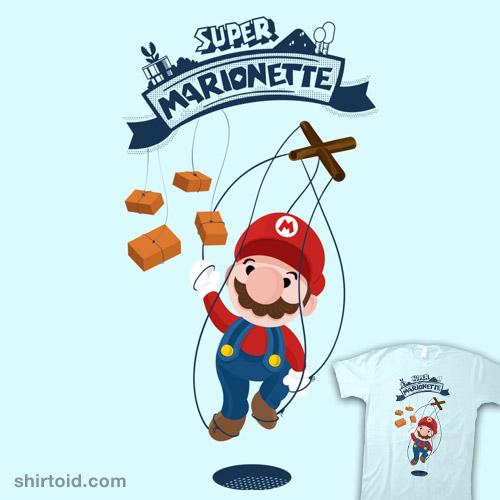 Super Marionette
