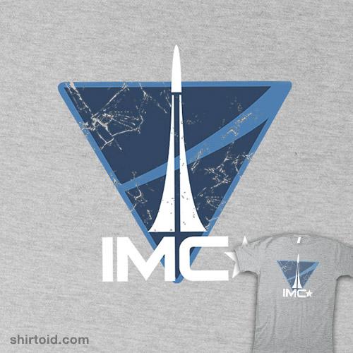 Titanfall IMC Logo