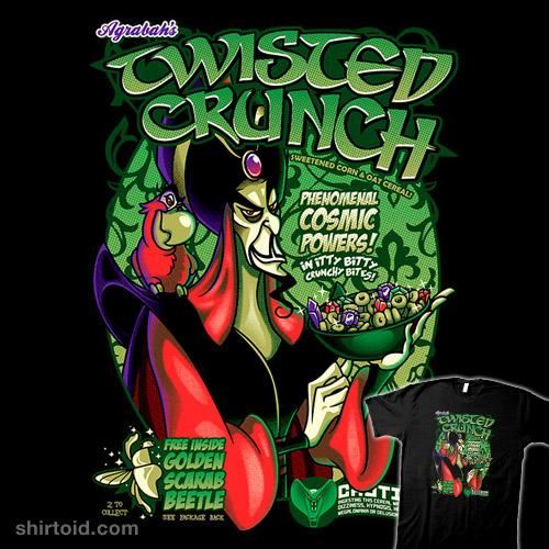 Twisted Crunch