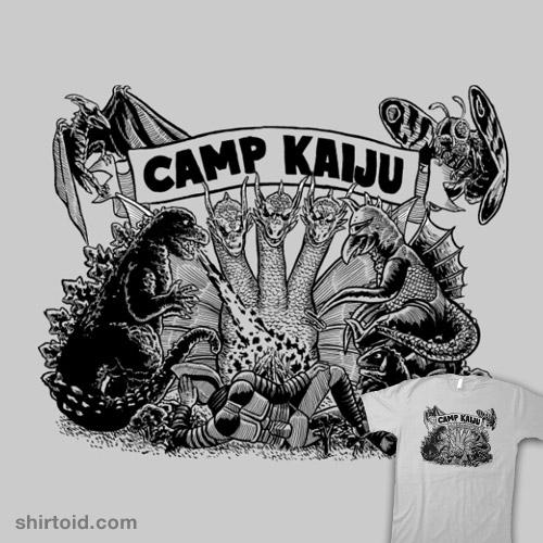 Camp Kaiju
