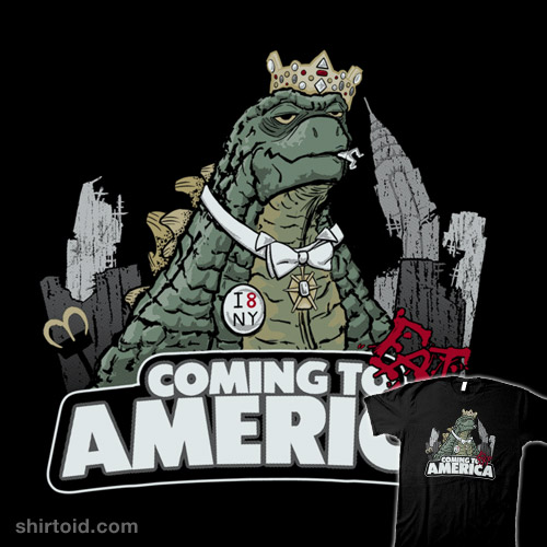Coming To Eat America