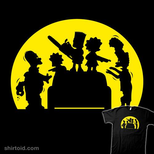 Doh! Zombies!