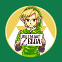 Dude, I'm Not Zelda