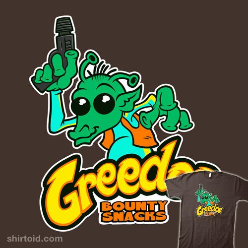 Greedos Bounty Snacks