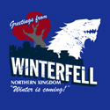 Greetings from Winterfell