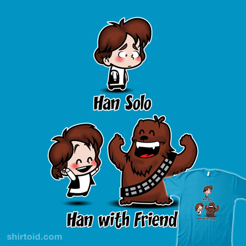 Han With Friend