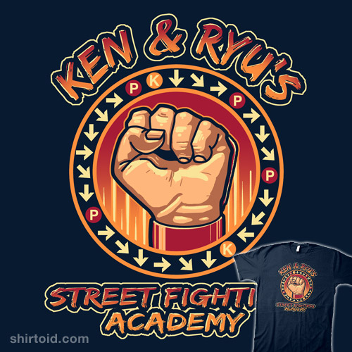 Ken & Ryu's Academy