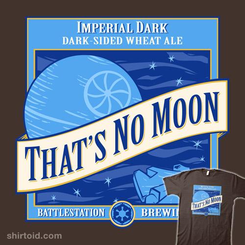 That's No Moon Ale