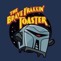 The Brave Frakkin' Toaster