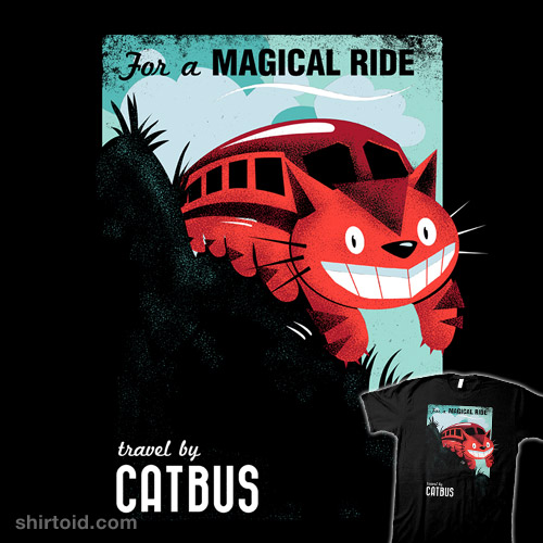 Travel By Cat Bus