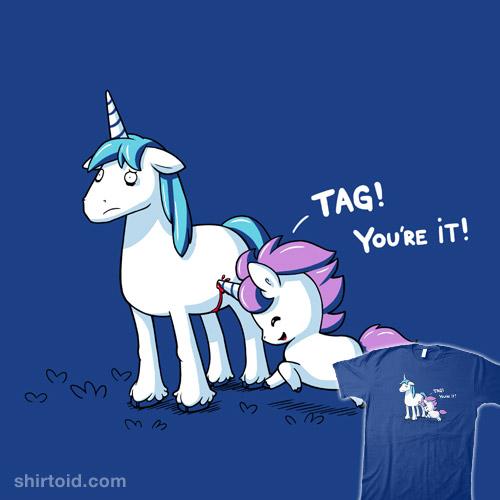 Unicorn Tag