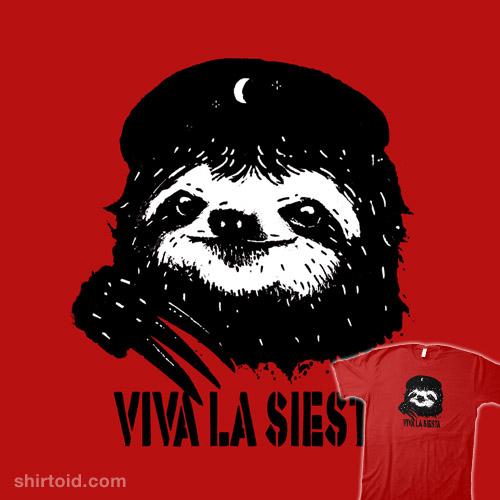 Viva la Siesta
