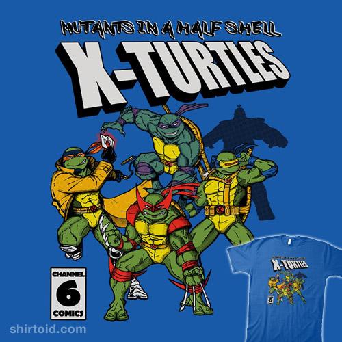 X-Turtles