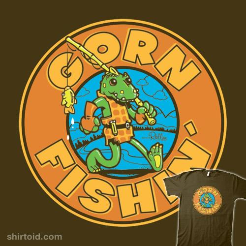 Gorn Fishin'