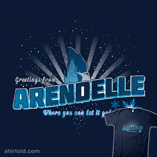 Greetings from Arendelle