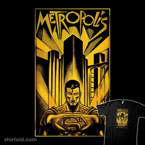 Guardian of Metropolis
