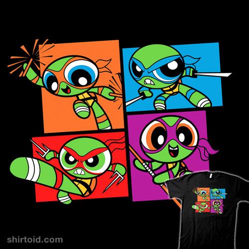 Power POP Turtles