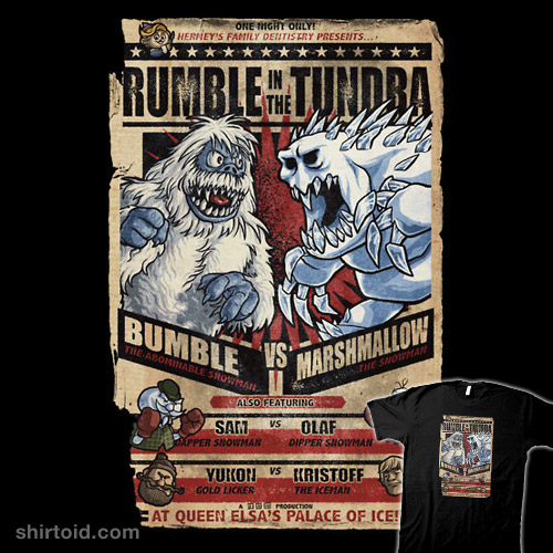Rumble in the Tundra