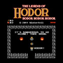 The Legend of Hodor