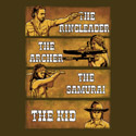 The Ringleader, the Archer, the Samurai, and the Kid