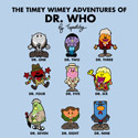 The Timey Wimey Adventures of Mr Dr