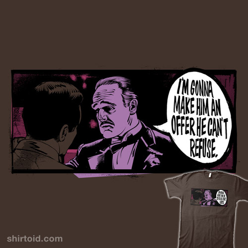 An Offer He Cant Refuse Shirtoid