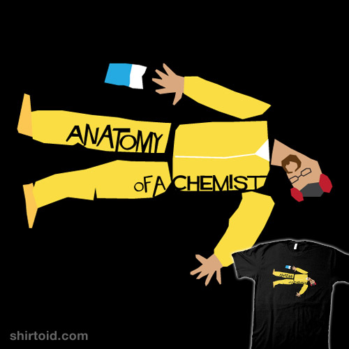Anatomy of a Chemist