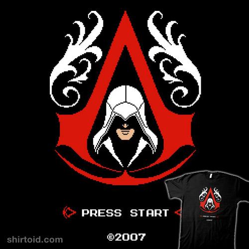 Assassin's Pixels