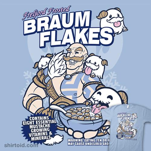 Braum Flakes