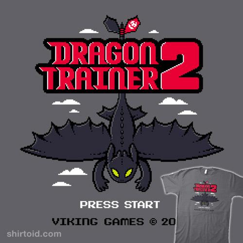 Dragon Trainer 2!