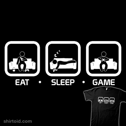 eat sleep race logo - photo #12