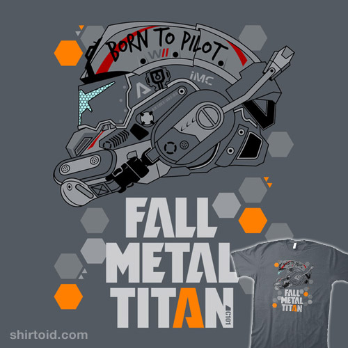 Fall Metal Titan