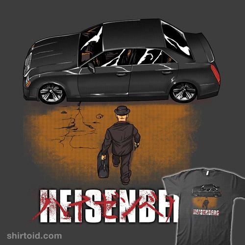Heisenberg – Neo Albuquerque