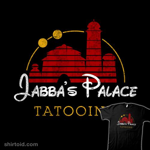 Jabba's Palac... Jabba's Palace
