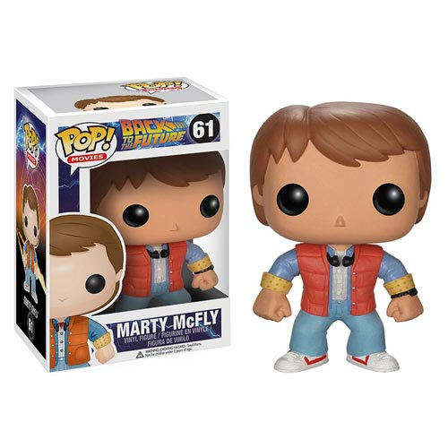 Marty McFly Pop! Vinyl Figure