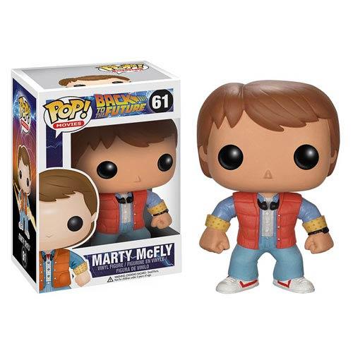 Marty McFly Pop! Vinyl Figure