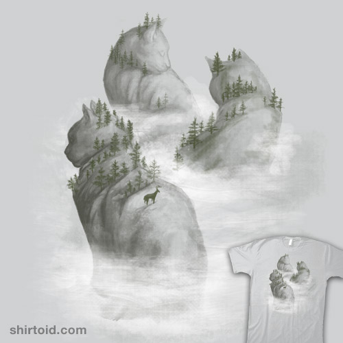 Misty Cats